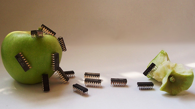 empreendedorismo frutas e maquinas